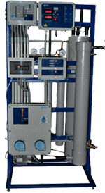 Напорные установки озонирования и стерилизации воды серии